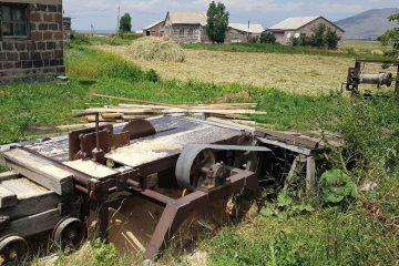ნინოწმინდის მუნიციპალიტეტში უკანონო სახერხი საამქრო გამოვლიდნა