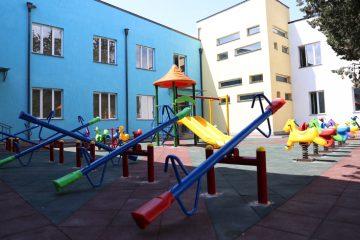 ჩუღურეთის რაიონში ახალი საბავშვო ბაღის მშენებლობა დასრულდა