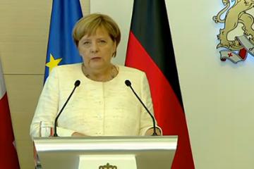 მერკელი: რუსეთის პრეზიდენტმა ჩემი პოზიცია იცის, ეს არის უსამართლობა