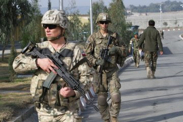 """ავღანეთში """"მტკიცე მხარდაჭერის"""" მისიის 3 წევრი დაიღუპა"""
