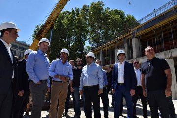 ირაკლი კობახიძე: მადლობა უნდა გადავუხადოთ კახი კალაძეს, რომელმაც ახალი ენერგია ჩაბერა ქალაქის განვითარებას