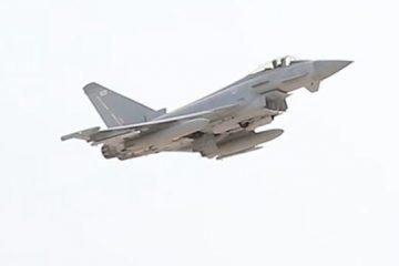 ბრიტანეთის გამანადგურებლებმა რუსეთის სამხედრო თვითმფრინავს ნატო-ს საჰაერო სივრცის დარღვევის უფლება არ მისცეს