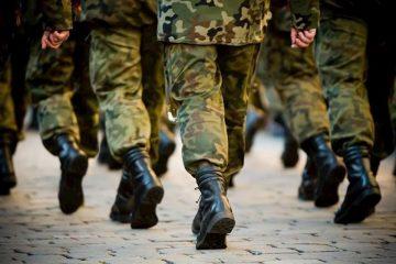 13 აგვისტოს სამხედრო სავალდებულო სამსახურში საშემოდგომო გაწვევა იწყება
