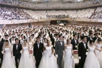 სამხრეთ კორეაში ოთხი ათასი ადამიანი ერთდროულად დაქორწინდა