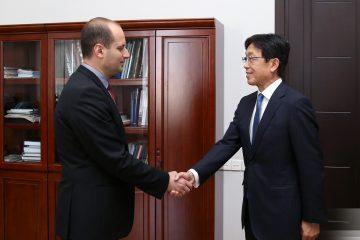 იაპონიის საგარეო საქმეთა მინისტრი ოფიციალური ვიზიტით საქართველოს ეწვევა