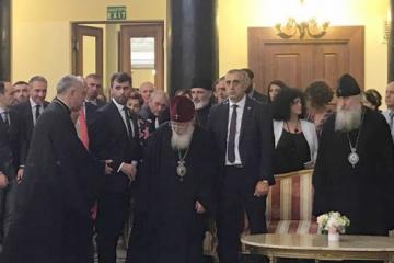 ილია II – კონსტიტუცია უნდა ემსახურებოდეს ხალხს და არა პარტიებს