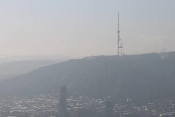 თბილისში ჰაერის დაბინძურების რამდენიმე წყარო გამოვლინდა