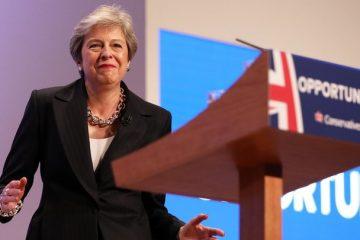 დიდი ბრიტანეთის პრემიერ-მინისტრი Dancing Queen-ზე ცეკვავს (ვიდეო)