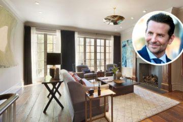 ბრედლი კუპერმა ირინა შეიკს 13,5 მილიონ დოლარად ნიუ-იორკში სახლი უყიდა (ფოტოები)