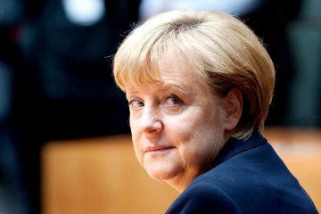 გერმანიის კანცლერიანგელა მერკელიმხარს უჭერს ერთიანი ევროპული არმიის შექმნას