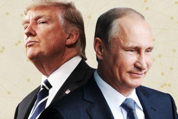 G-20 სამიტზე პუტინი და ტრამპი ერთმანეთს არ მიესალმნენ