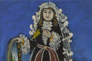 სოტბის აუქციონზე ნიკო ფიროსმანის კიდევ ერთ ნახატს გაყიდიან