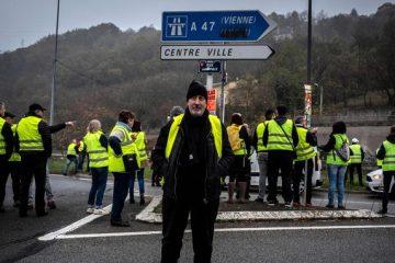 საწვავის ფასის ზრდასთან დაკავშირებით საფრანგეთში საპროტესტო აქციები მიმდინარეობს