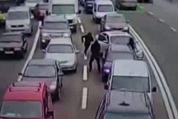 კიევში ყაჩაღობის ბრალდებით საქართველოს მოქალაქეები დააკავეს