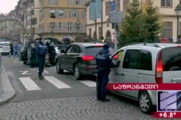 თავდასხმა საფრანგეთში – სამართალდამცველები 29 წლის შერიფ შეკატს ამ დრომდე ეძებენ