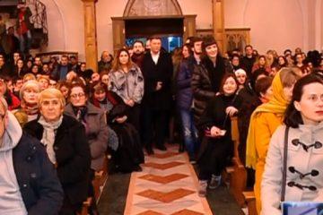 მაცხოვრის შობა – საქართველოში, კათოლიკურ ეკლესიებში წირვა-ლოცვა შესრულდა