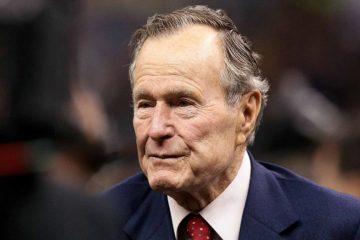 ჯორჯ ბუში უფროსი 94 წლის ასაკში გარდაიცვალა