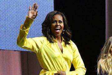 აშშ-ში ყველაზე პოპულარული ქალი მიშელ ობამაა