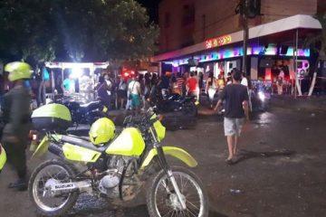 კოლუმბიაში, ღამის კლუბში, აფეთქება მოხდა