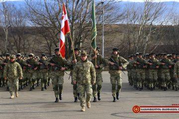 საქართველოს თავდაცვის ძალებს 415 სამხედრო შეემატა