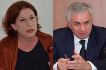 """აფხაზეთი პოლიტიკური ცვლილებებისთვის ემზადება – პირველი ქალი """"პრეზიდენტი"""" აფხაზეთში?"""