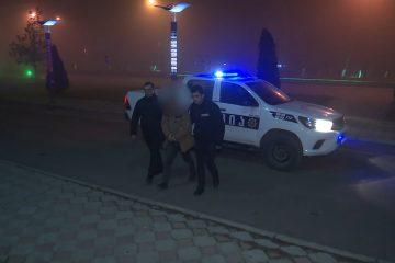 პოლიციამ რუსთავში ჯგუფურად ჩადენილი ყაჩაღობის ფაქტები გახსნა