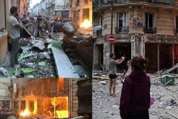 პარიზში მომხდარი აფეთქების შედეგად ოთხი ადამიანი დაიღუპა