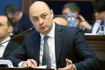 ევროკავშირის ტრანსპორტისა და მობილობის დირექტორატის კომისარი საქართველოს ეკონომიკის მინისტრს შეხვდა