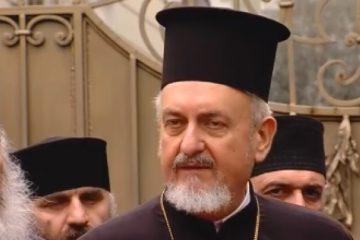 """""""საქართველოს კათოლიკოს-პატრიარქს აქვს სიბრძნე იმისთვის, რომ ბრძნული გადაწყვეტილება მიიღოს"""""""
