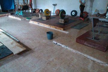 საგარეჯოში სპორტული დარბაზები დღეიდან იკეტება