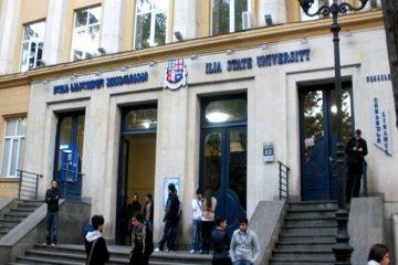 ილიას უნივერსიტეტში პროტესტი გრძელდება – სტუდენტები ადმინისტრაციას ვადას საღამომდე აძლევენ