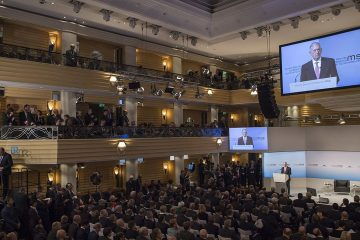 ქვეყნებს, რომლებიც დასავლეთთან მჭიდრო კავშირებს ეძებენ, მოსკოვი ახსენებს, რომ გეოპოლიტიკურ ორბიტას არ დაატოვებინებს – ფორუმის ანგარიში მიუნხენის კონფერენციის წინ