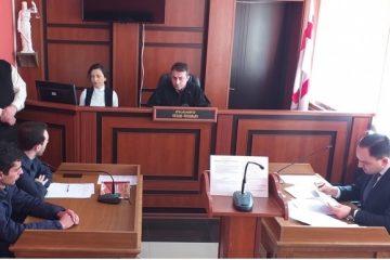 ველისციხის ინციდენტი – გურჯაანის რაიონულმა სასამართლომ ნიკა მელიას მიმართ სამართალწარმოება შეწყვიტა, გიორგი ვაშაძეს კი ჯარიმა დააკისრა