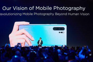 სმარტფონი 4 კამერით – ახალ შესაძლებლობები მობილურ ფოტოგრაფიაში კომპანია  HUAWEI-სგან