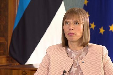 ყოველთვის ვლაპარაკობთ საქართველოზე და უკრაინაზე – ესტონეთის პრეზიდენტი პუტინთან შეხვედრისას საქართველოს საკითხს დააყენებს