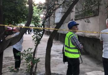თბილისში კორპუსი ძლიერ აფეთქებას გადაურჩა