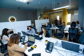 ბილაინის ახალ ოფისში კორპორაციული აბონენტები ბიზნესზე მორგებულ შეთავაზებებს მიიღებენ