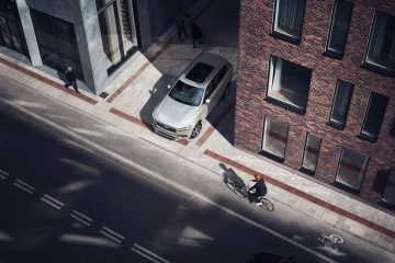 Volvo Cars და POC ველოსიპედისტებისთვის სპეციალურ ჩაფხუტს შექმნიან