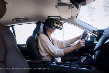 """Volvo Cars-მა და Varjo-მ ავტომობილების განვითარებისთვის პირველი """"შერეული რეალობის"""" აპლიკაცია გამოუშვეს"""