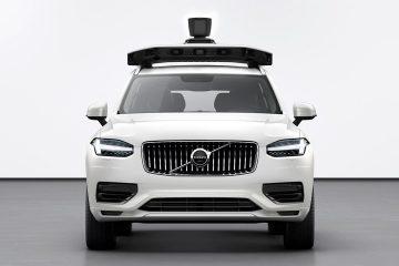 Volvo Cars-სა და Uber-ის ურთიერთთანამშრომლობის შედეგი – თვითმართვადი ავტომობილი უკვე სახეზეა