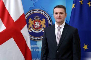 მინისტრი გამოვიდა სპეციალური განცხადებით და დააფიქსირა პოზიცია რუსეთის დელეგაციისთვის სანქციების მოხსნასთან დაკავშირებით – ვლადიმერ კონსტანტინიდ
