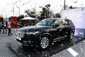 თეგეტა მოტორსი გახდა საქართველოში VOLVO CARS-ის ავტორიზებული დილერი