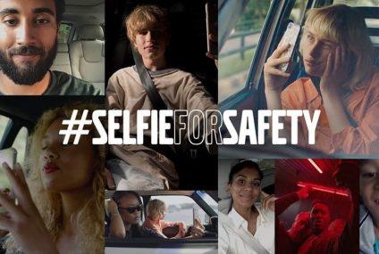 ვოლვომ მსოფლიოს მასშტაბით სოციალური კამპანია #selfieforsafety დაიწყო
