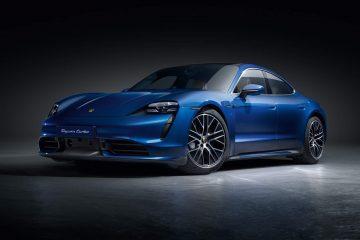 Porsche-მ  მსოფლიოს სრულად ელექტრო სპორტული ავტომობილი- Taycan წარუდგინა