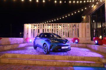 ახალი Toyota C-HR – ერთ-ერთი საუკეთესო არჩევანი თანამედროვე მომხმარებლისთვის
