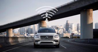Volvo Cars მომხმარებელს 5G საკომუნიკაციო ტექნოლოგიებს შესთავაზებს