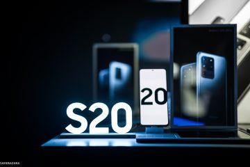 Samsung Galaxy S20 პრეზენტაცია საქართველოში!