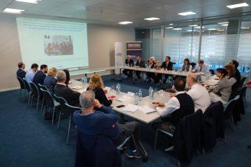 """""""თეგეტა მოტორსმა"""" ევროპული ბიზნესასოციაციის EBA-ს ბორდის შეხვედრას უმასპინძლა"""