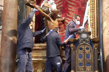 """""""ხვალ, კორონა ვირუსის დამარცხებაზე ილოცებს იტალია…"""""""