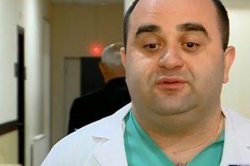 """""""რეანიმაციაში გვყავს რამდენიმე კრიტიკული პაციენტი, მათი მდგომარება ამ ეტაპზე მძიმეა"""""""
